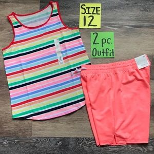 🛍NWT SO Girls Size 12 2pc Outfit Bundle